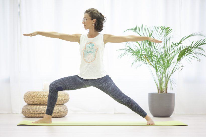 Hatha Yoga – Olga Piñero