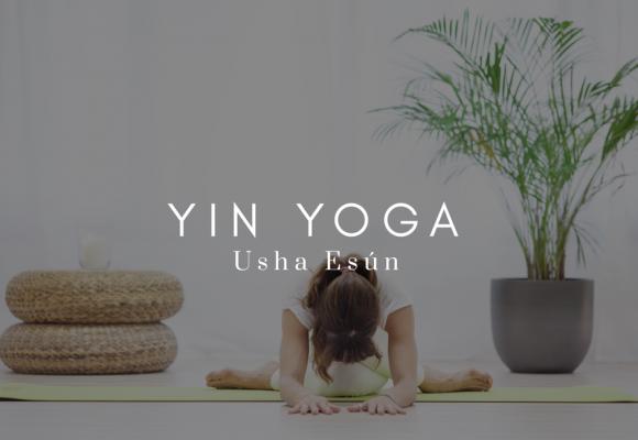 Yin Yoga – Usha Esún
