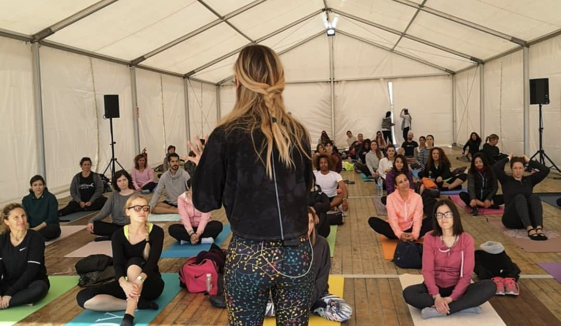 FESTIVAL #MAF Mind and Fit BARCELONA